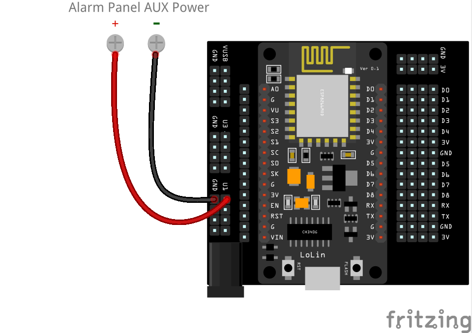 Konnected Alarm Panel Revive Your Wired Alarm System By – Fondos de